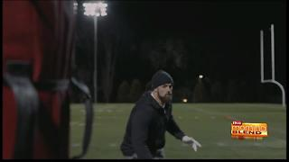 Patriots fullback James Develin has a solution to muscle cramps - Video
