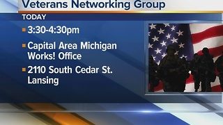 Workers Wanted: Veterans Networking Group - Video