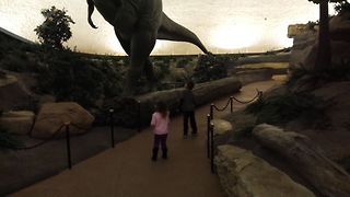 Kids Make A Jurassic Escape! - Video