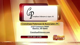 Crenshaw Peterson & Associates PC- 6/29/17 - Video