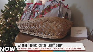 Annual Treats on the Beat party