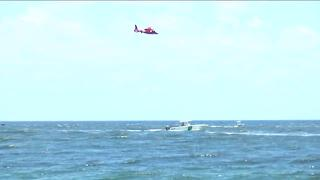 FWC identifies boater who went missing near Lake Worth Inlet - Video