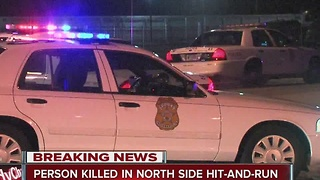 One killed in north side hit-and-run - Video