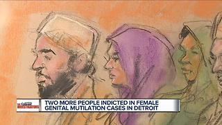 Two more people indicted in female genital mutilation cases in Detroit - Video