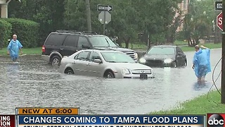Study: Some Tampa neighborhoods could be under water by 2040 - Video