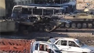Despite Advances in Mosul, the Iraqi Army is Forced to Retreat from Hospital - Video