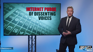 Reality Check: Internet Purge of Dissenting Voices?