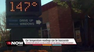 Why the thermostat on your car is sometimes wrong... - Video