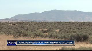 Skeletal remains in Elmore County date back hundreds of years - Video