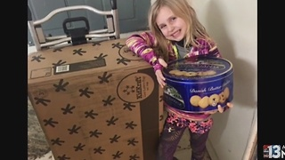 Texas girl orders doll house and cookies from Alexa - Video