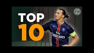 Top 10 Funniest Footballers & Managers - Video
