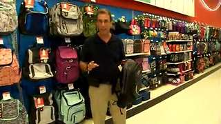 What to look for in a school backpack - Video