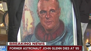 San Diego mourns loss of famed astronaut John Glenn - Video