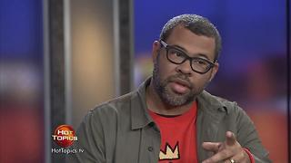 Jordan Peele's horror film 'Get Out' is the first of its kind | Hot Topics - Video