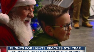 Flights for Lights reaches 5th Year - Video