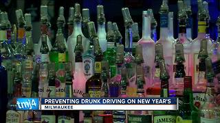 Milwaukee Sheriff tripling enforcement for New Year's Eve - Video