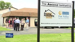 New transitional housing program for young adults dealing with mental health issues - Video