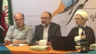 Mehdi Khazali speaking out about Larijani brothers corruption - Video