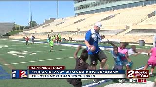 'Tulsa Plays' Summer Kids Program - Video