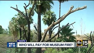 State files claim against City of Tempe after fire last year - Video