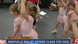 School Patrol: Nashville Ballet - Video