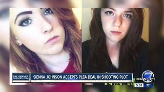 Sienna Johnson accepts plea deal in shooting plot - Video