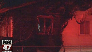 Investigators try to figure out cause of fire - Video