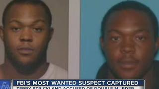Man on FBI's Most Wanted List Arrested in Texas - Video