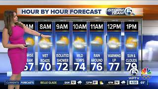 South Florida Thursday morning forecast (12/28/17) - Video