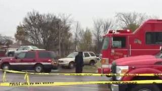 Four bodies found in building on Detroit's west side, carbon monoxide poisoning suspected - Video