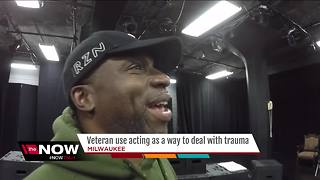 Milwaukee veterans use acting as a way to deal with PTSD