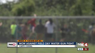 Parent concerned about field day activity - Video