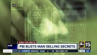 Man accused of selling secrets to cartel for $2 million - Video