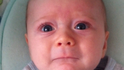 This Adorable Baby Experiences Every Single Emotion In 30 Seconds