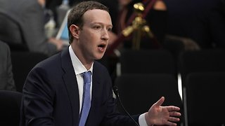 Facebook's Mark Zuckerberg Faces Senate As Lawmakers Weigh Regulations - Video