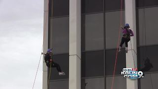 Over the Edge for Girl Scouts - Video
