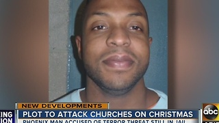 MORE: Phoenix terror suspect accused of researching Christmas mass - Video