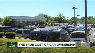How much does your car really cost? A new study says more than you may think - Video