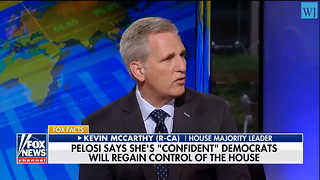 House Majority Leader Delivers Blunt Bad News to Nancy Pelosi - Video