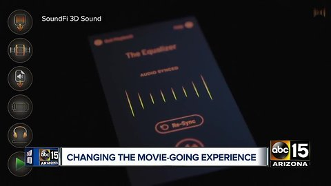 SoundFi looking to upgrade the movie-going experience