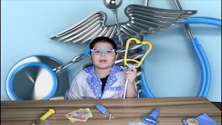 GiftInTheBox Kids Doctor Play Kit Review