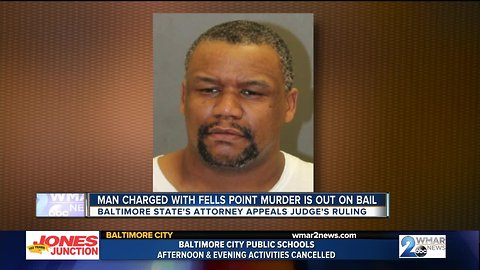 Mosby moves to revoke bail of accused Fells Point murderer