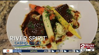 In the Kitchen with Riverspirit's Fireside Grill
