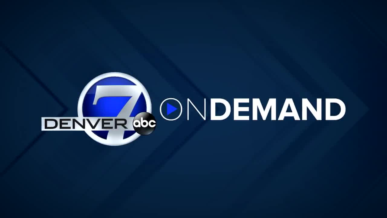 Denver 7 Latest Headlines | November 1, 3pm