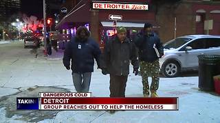 From homeless to hopeful: Help from the cold is a phone call away - Video
