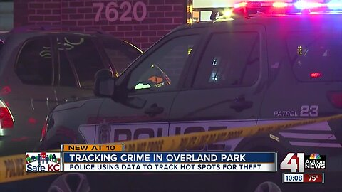 Here's where Overland Park police most often receive calls and why it matters