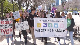 Youth Activism Leads Push For Climate Change Action