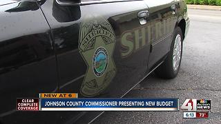 Proposed Johnson County budget includes property tax reduction - Video