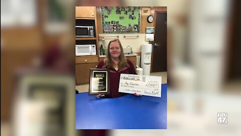 Excellence In Education - Amy Schweitzer - 4/14/21