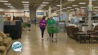 Habitat ReStore Part 1: Home Furnishings & Decor - Video